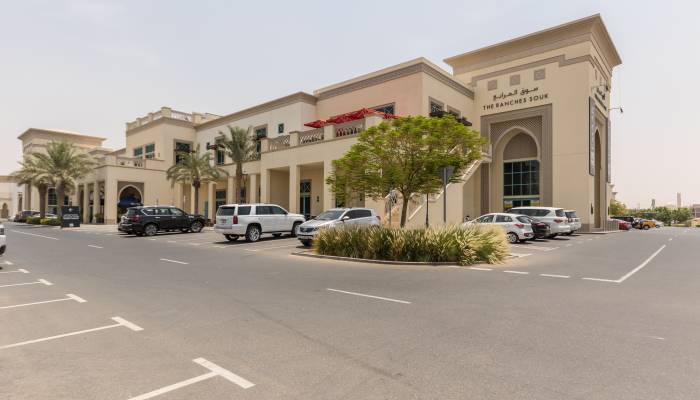 Lifestyle in Arabian Ranches 2