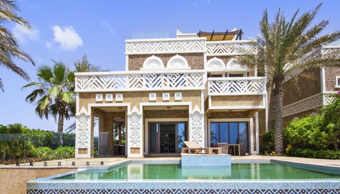 Balqis Residences Villa