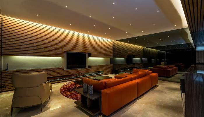 Pearl Jumeirah Villa Interior