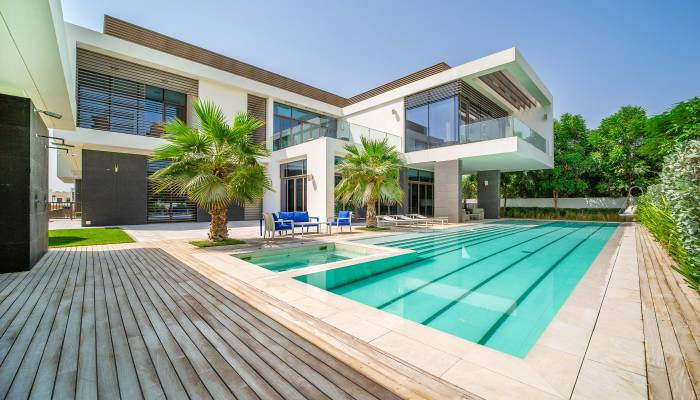 Contemporary Mansion, District One