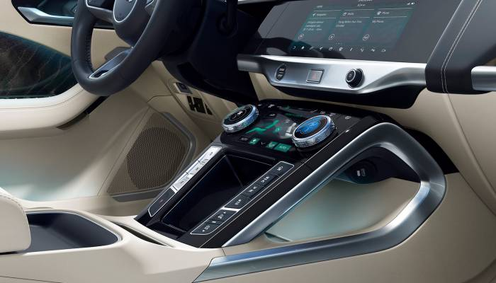 Jaguar I-Pace Speakers
