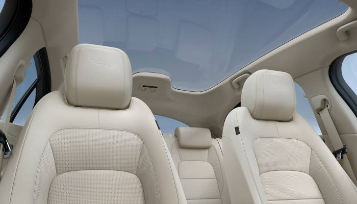 Jaguar I-Pace Seats
