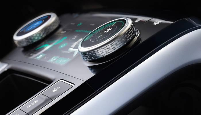 Jaguar I-Pace Sound System