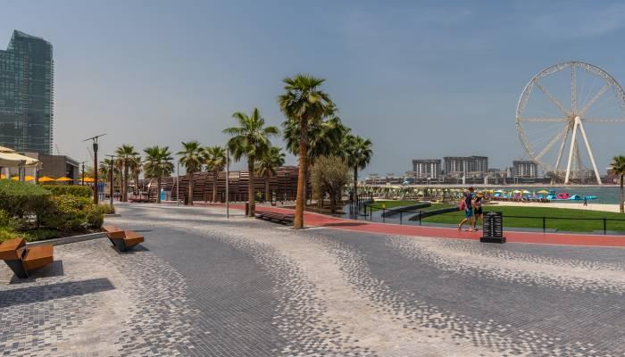 Jumeirah Beach Residence Park