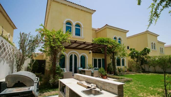 The Homes Villa in Jumeirah Park
