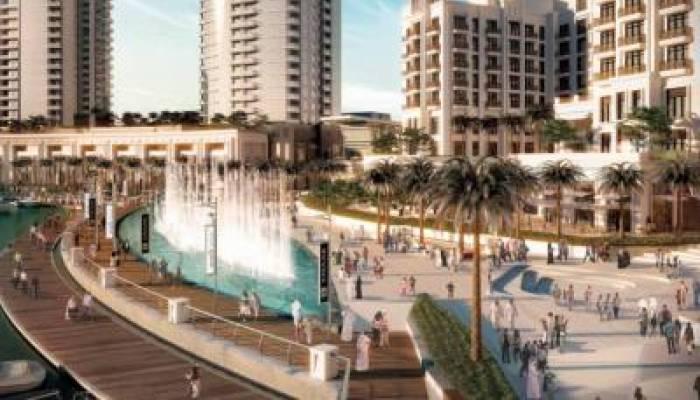 Dubai Creek Residences-1