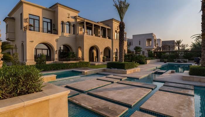 Mediterranean Mansion, Dubai Hills