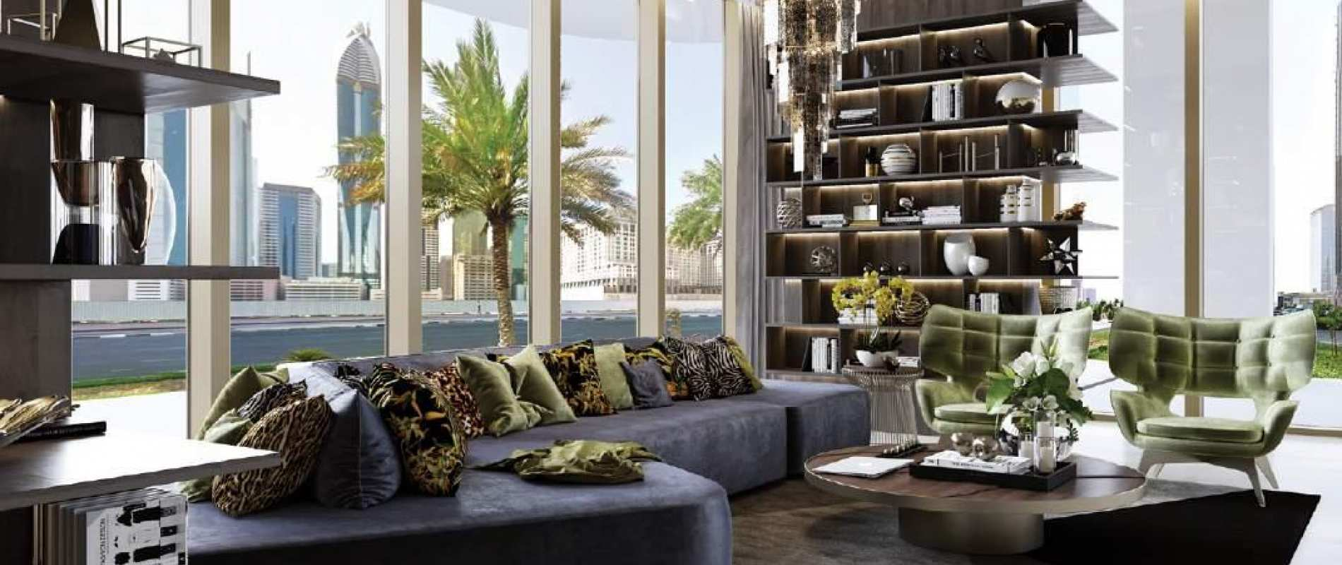 Luxury Property Dubai 2 Bedroom Apartment for sale in I Love Florence Business Bay