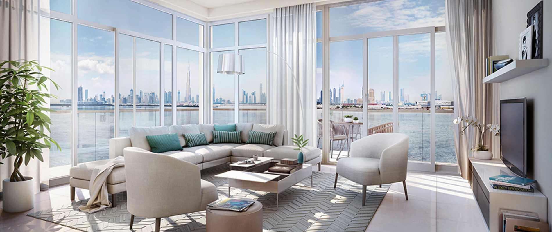 Luxury Property Dubai 3 Bedroom Apartment for sale in The Cove Dubai Creek Harbour