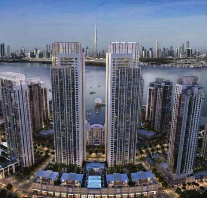 Luxury Property Dubai  - Property for sale in Harbour Views Dubai Creek Harbour