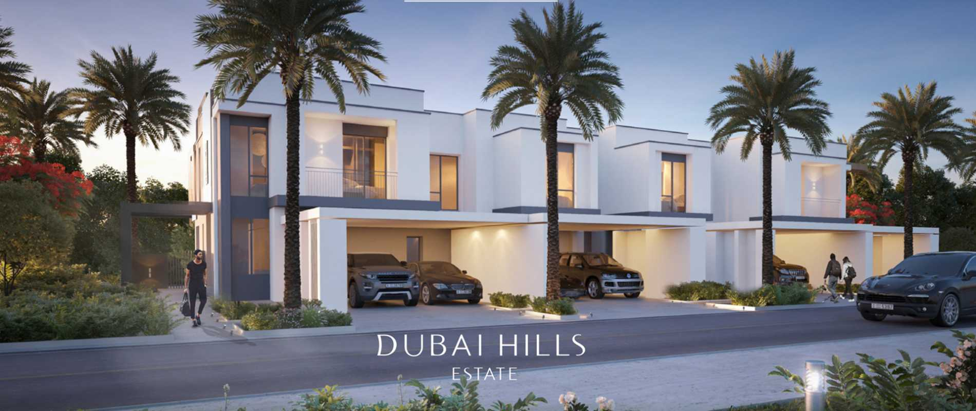 Luxury Property Dubai 4 Bedroom Villa for sale in Maple At Dubai Hills Estate Dubai Hills Estate