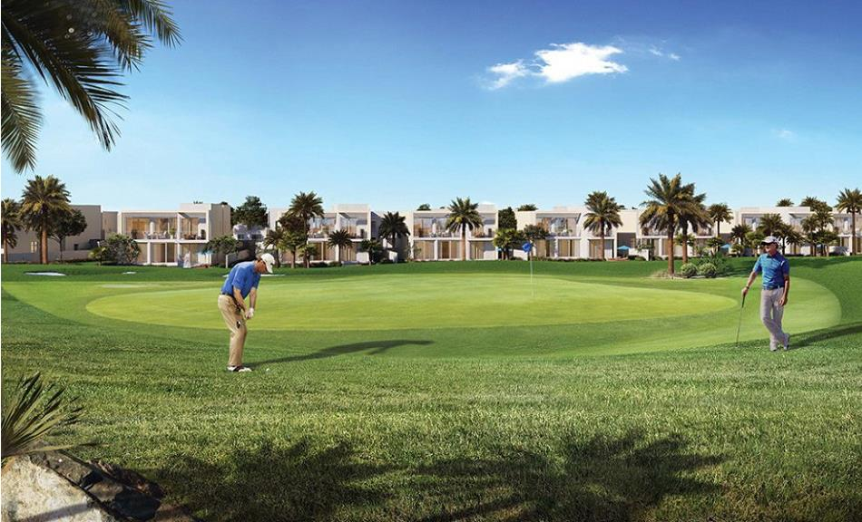 Emaar South Golf Course
