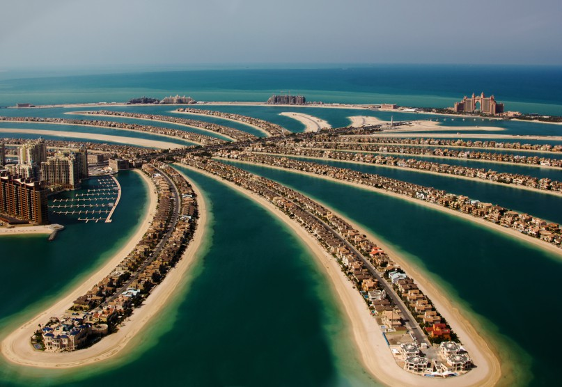 Design and Engineering of Palm Jumeirah