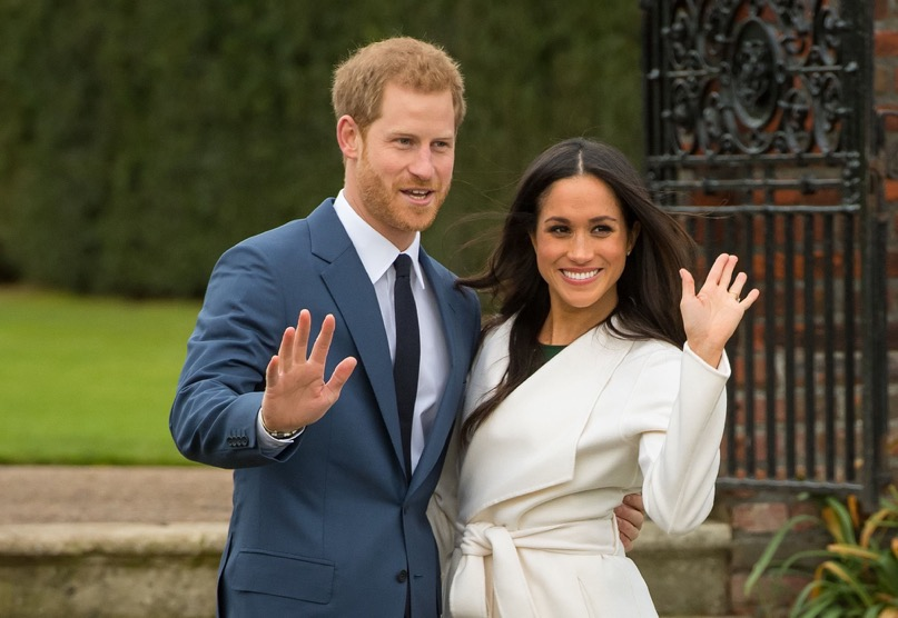 The Royal Wedding- May 19th