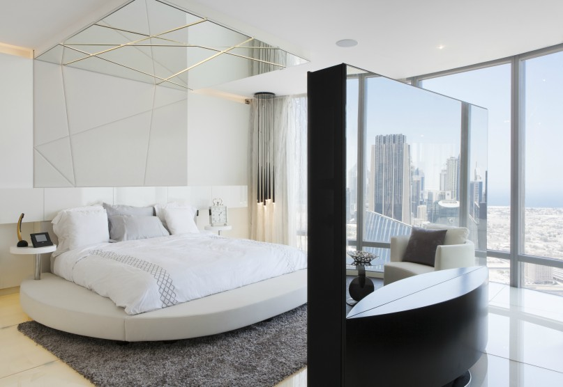 Luxury_Property_Burj_Khalifa_Master_Bedroom