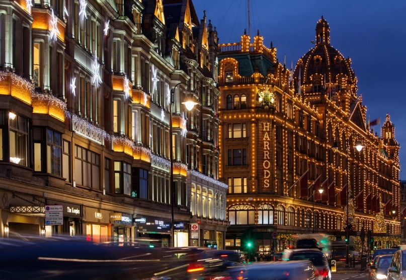 Knightsbridge is indeed a top-tier neighbourhood that is second to none