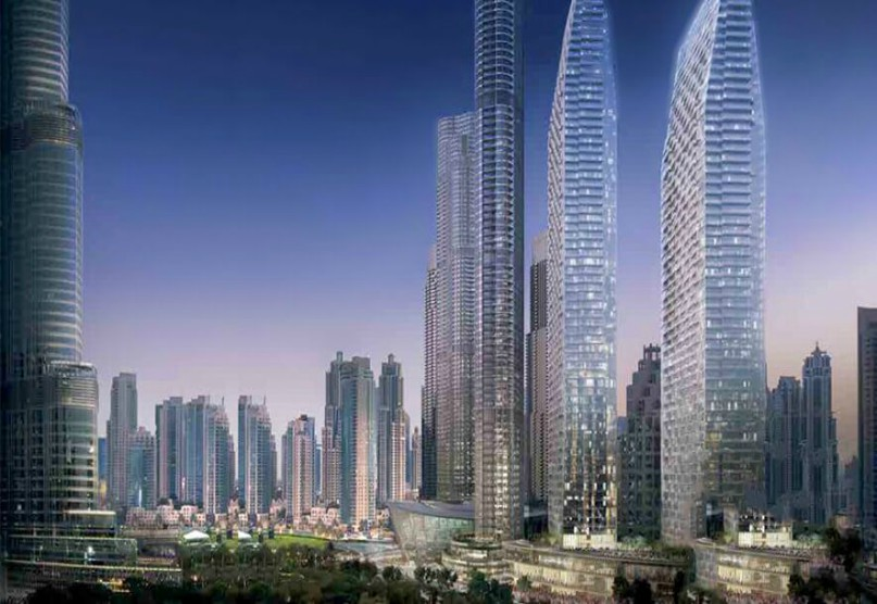 Apartment at The Address Residences at Dubai Opera