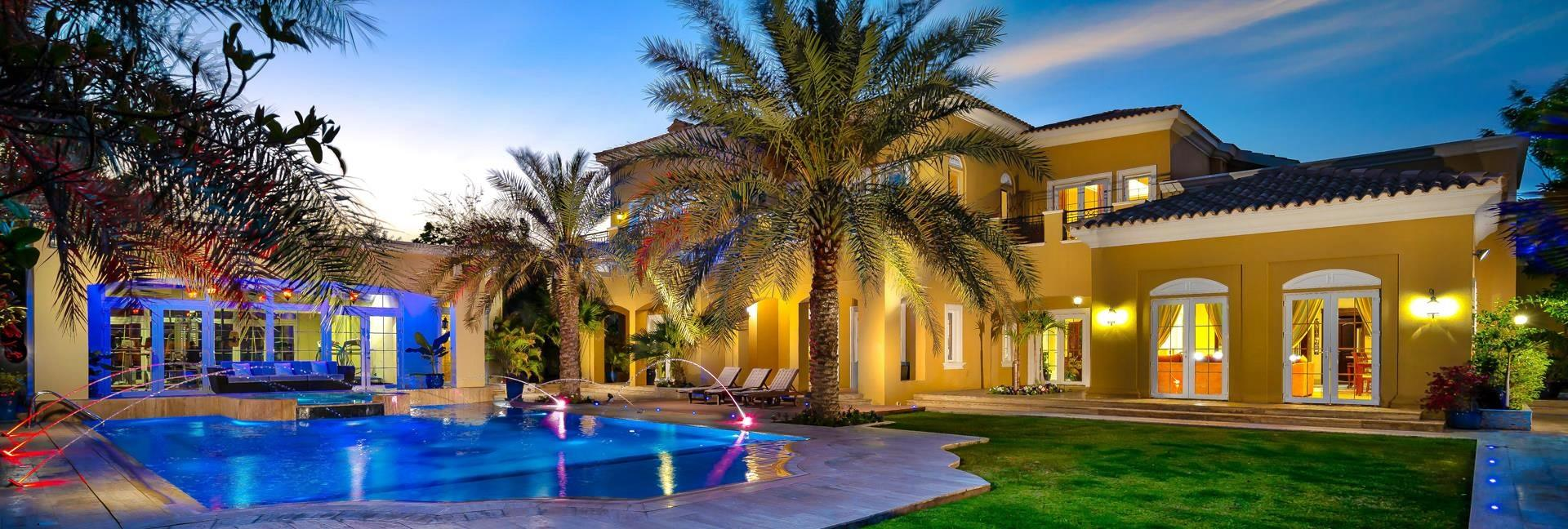 Villas for Rent in Arabian Ranches