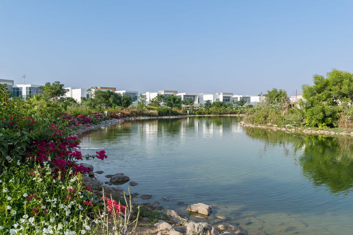 The Nest is a Green Haven of Refined Living in Dubai