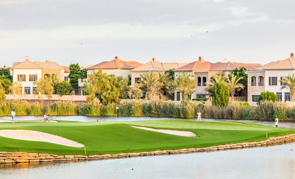 Jumeirah Golf Estates Clubhouse