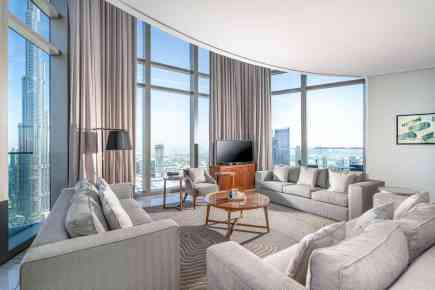 Most Expensive Apartments for Rent in Dubai