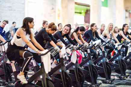 MOE Active: Fitness at the Mall