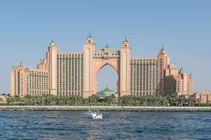 The Best Summer Staycations in the UAE