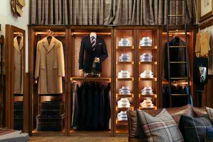 Savile Row: The Home of Bespoke Fashion