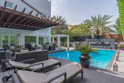 Property Tour: Contemporary Villa in Emirates Hills