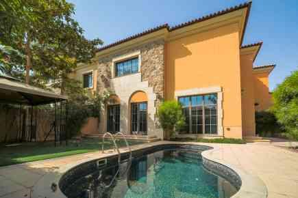Property Tour: Lovely Villa in Whispering Pines, Jumeirah Golf Estates