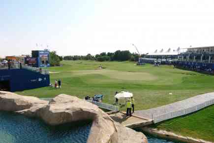 DP World Tour 2017: A Golf Weekend in Dubai