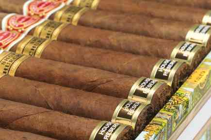 Got a Light? The World's Most Expensive Cigars