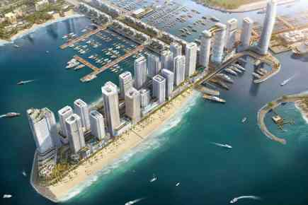 SCMP - Dubai real estate: luxury properties 5 times bigger than London, for the same price?