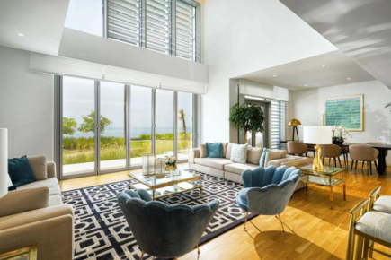 The National - Inside a Dh14m modern oceanfront town house on Dubai's Bluewaters Island