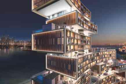 The National: Dh180 million Atlantis The Royal penthouse on Dubai's Palm Jumeirah