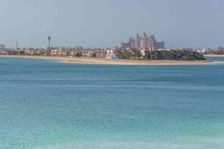 Palm Jumeirah Boardwalk