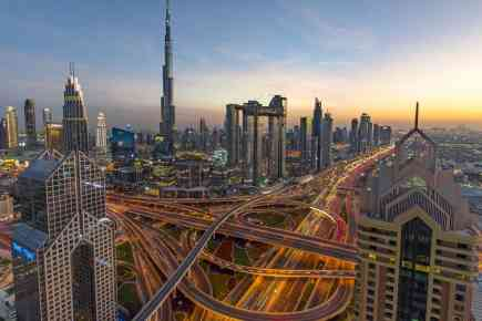 AIM Group - UAE's first agency-backed real estate portal goes live