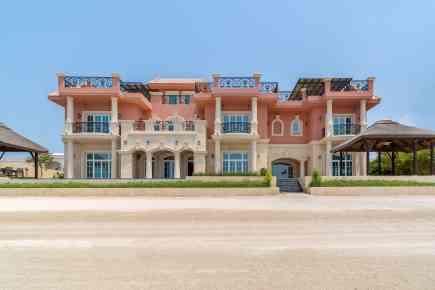 Property Tour: Eight-Bedroom Palm Jumeirah Villa