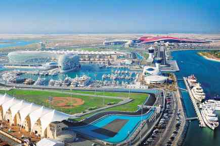 Start Your Engines: The Abu Dhabi Grand Prix Turns 10