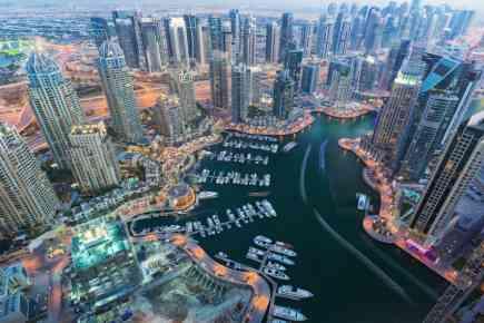 XLine Dubai Marina - A Zipline in Dubai 2019 Guide
