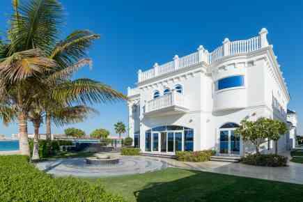 Super Prime Villas on Palm Jumeirah