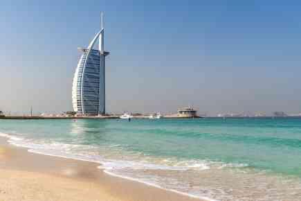 6 Most Popular Dubai Beaches