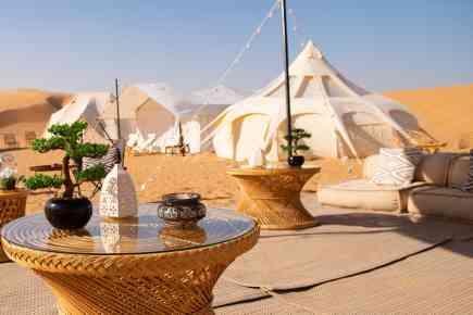 Nara Desert Escape - Award-Winning Luxury in the Dunes of Dubai