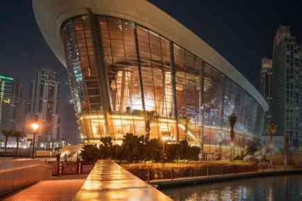 Mansion Global - An Architecture Tour of Dubai's Design Marvel