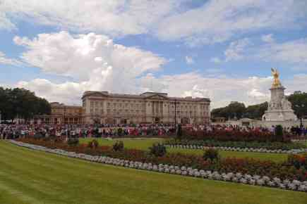 Exploring the Majesty of Buckingham Palace