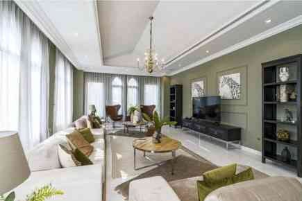 The National - Inside the Dh24m Palm Jumeirah Villa in Dubai from the Chris Hemsworth Advert