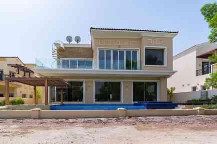 Property Tour: Wildflower Villa in Jumeirah Golf Estates