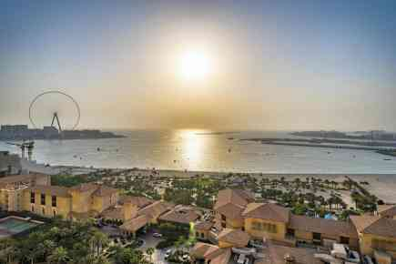 The National - Does this Dh9.95 million Jumeirah Beach Residence penthouse have Dubai's best views?