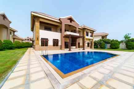 Property Tour: Gorgeous Jumeirah Islands Villa