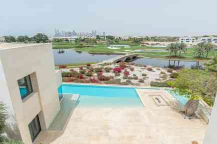 The National - Five of the best Dubai luxury golf villas on the market